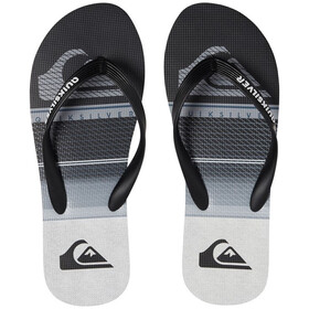 Quiksilver Molokai Highline Slab Men Sandals black/grey/white